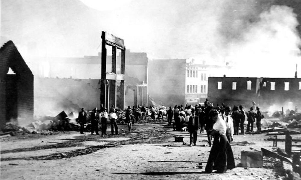 Bisbee Fire 1908