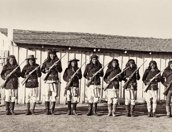 apache scouts