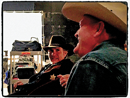 WHHTM_Robert-Taylor-and-Craig-Johnson-on-set_scaled