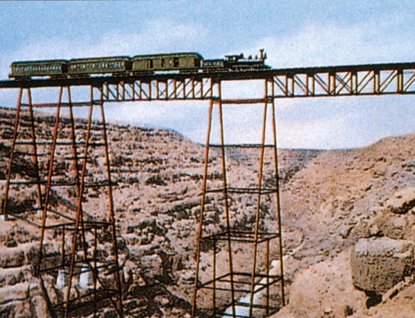 Canyon Diablo 1880's
