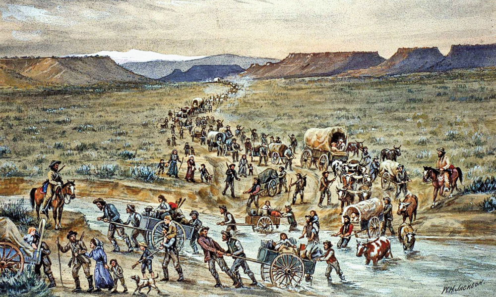 RR_lead_mormon-party-near-fort-bridger-william-henry-jackson-SCBL_40_scaled