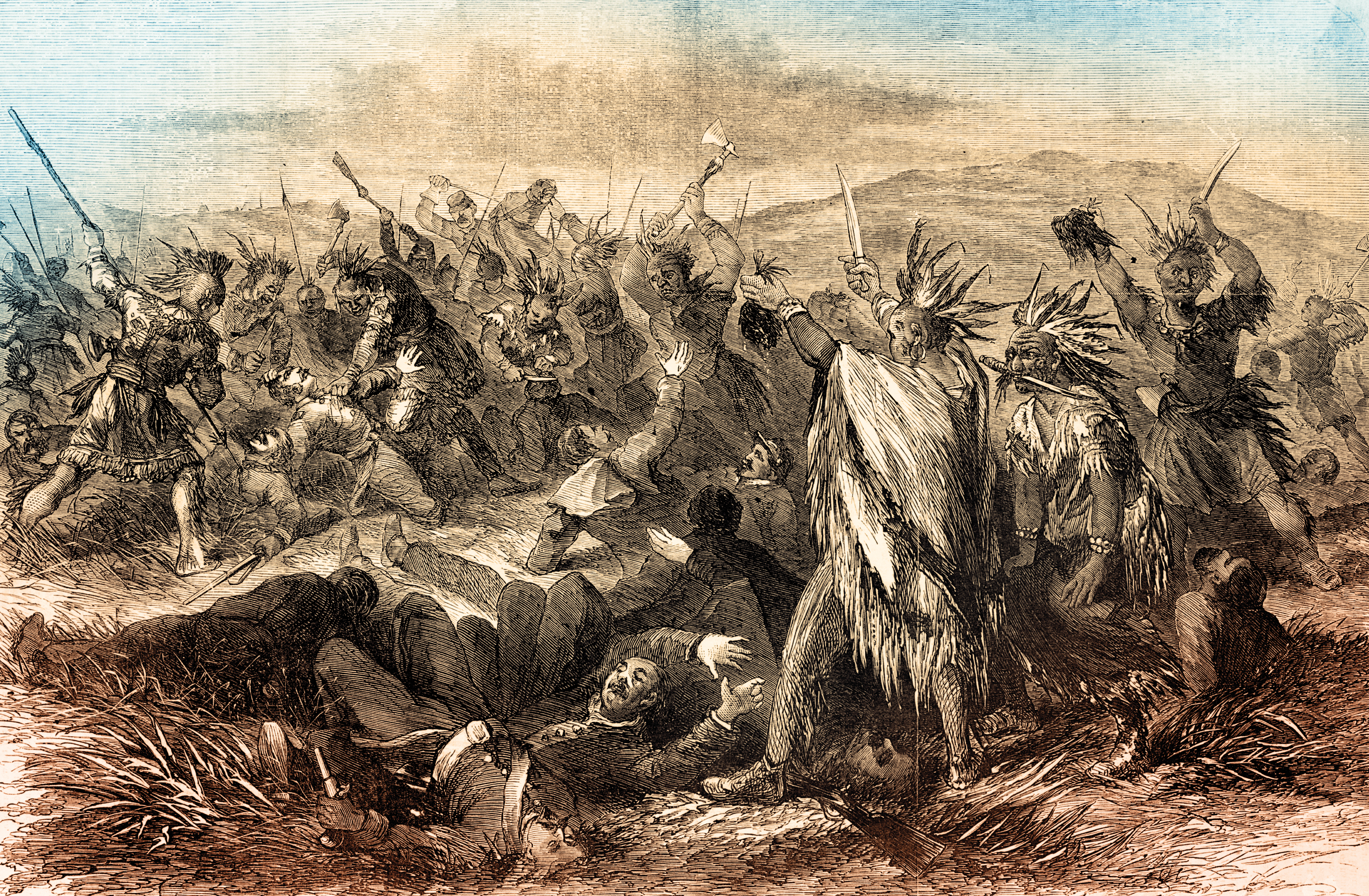 F_CL-The-Massacre-of-United-States-troops-by-the-Sioux-and-Cheyenne-Indians,-near-Fort-Philip-Kearney,-Dakotah-Territory-[sic],-December-22nd,-1866_scaled