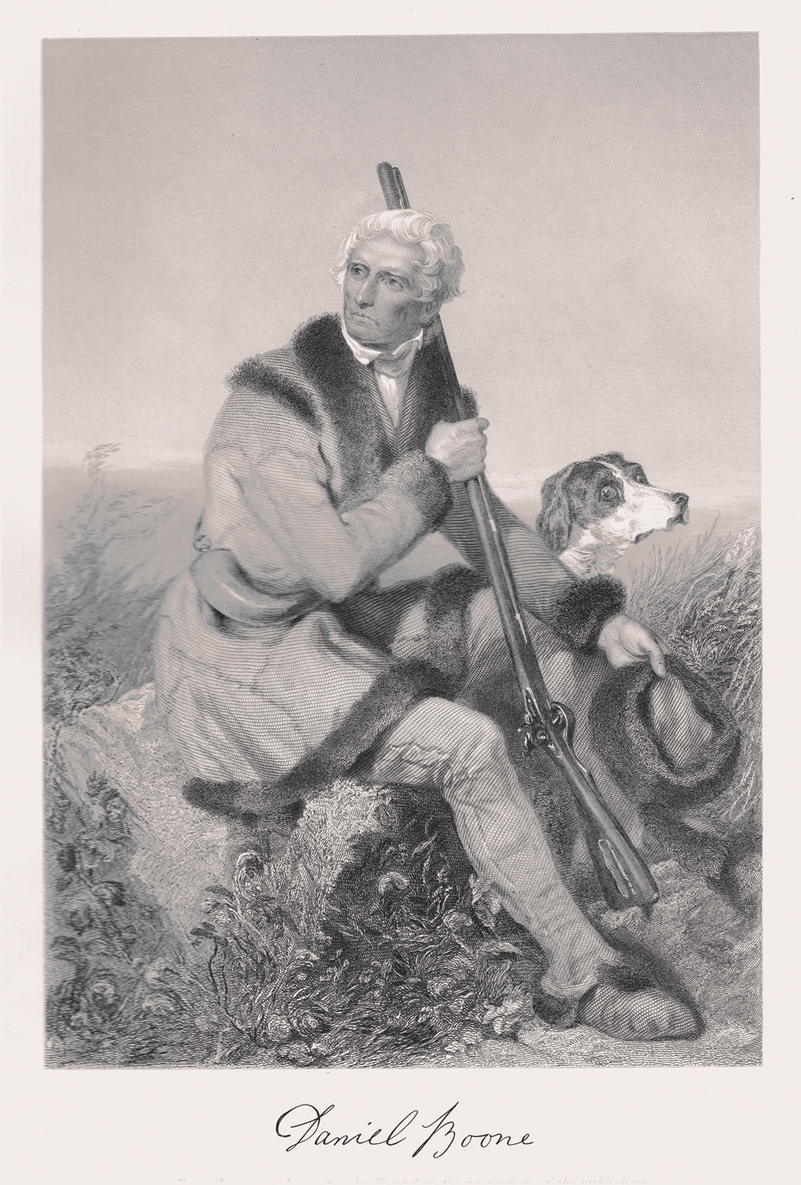 F_DB_This-engraving-by-Alonzo-Chappel-(circa-1861)-depicts-an-elderly-Boone-hunting-in-Missouri_public-domain_scaled