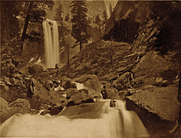 BOW_books_Vernal-Fall,-Yosemite-National-Park,-California-by-Carleton-E.-Watkins-ca