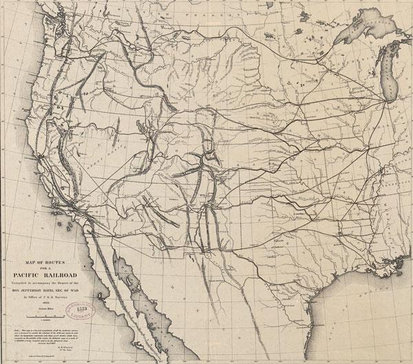 A Mapmakers Tragic End True West Magazine