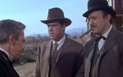 Bing Russell in The Magnificent Seven.