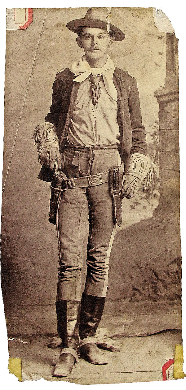 Powhatan Henry Clarke was the son of a Confederate officer but, in the post-Civil War era, donned U.S. Army blue to serve as cavalry officer with the buffalo soldiers. His early military career would bring him into contact with a budding young artist named Frederic Remington. – True West Archives –