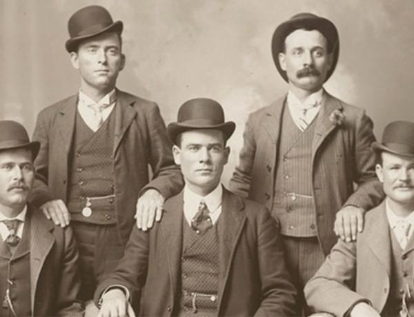 Bill Carver (standing left).