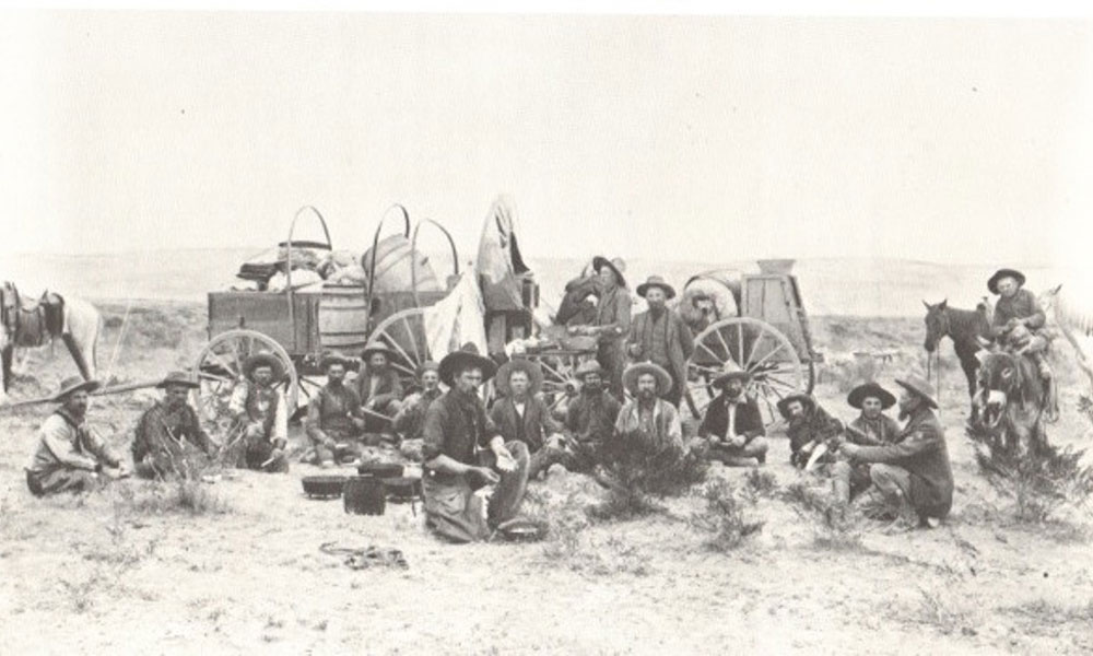 Babbitt Ranch, 1907.