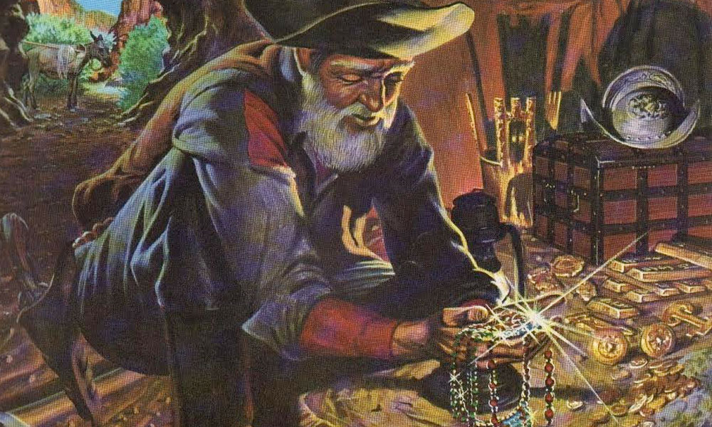 Peg Leg Smith And His Lost Gold Mine True West Magazine