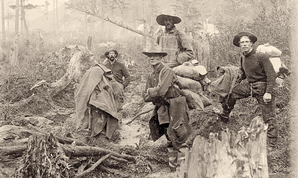 prospectors gold rush true west