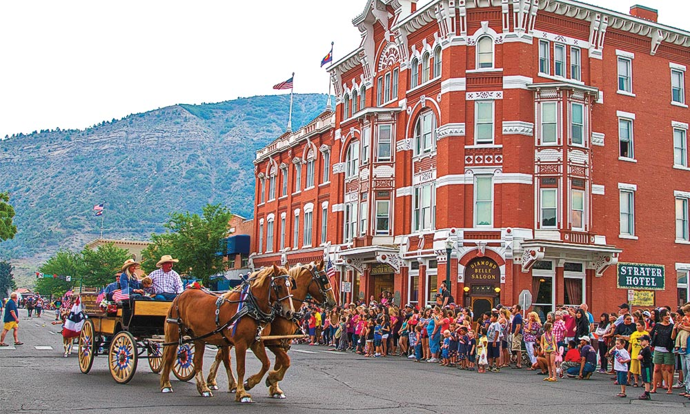 the strater hotel durango colorado true west