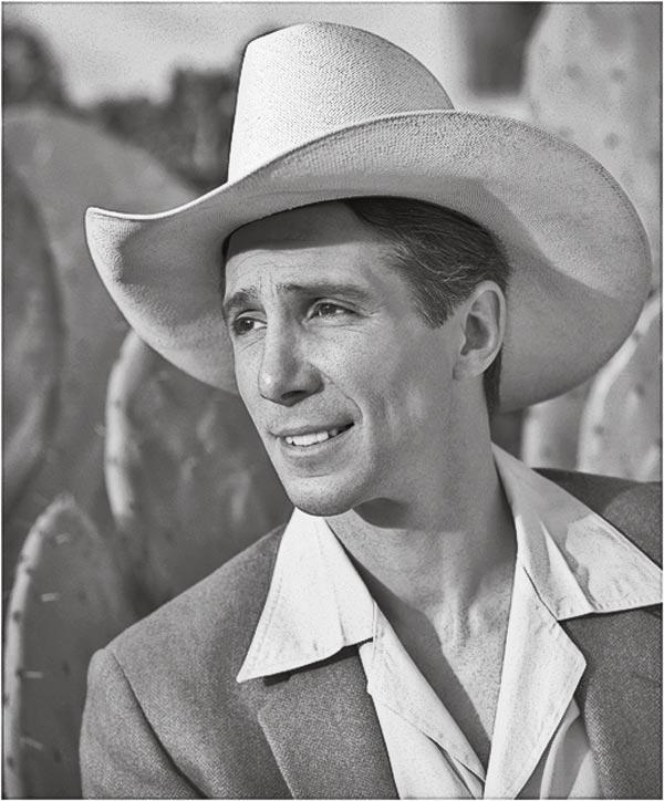 Johnny Crawford true west