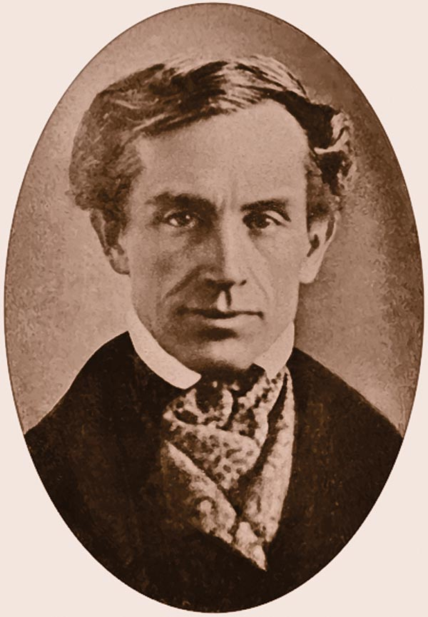 Samuel Morse true west