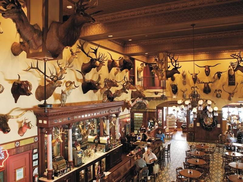 buckhorn saloon true west