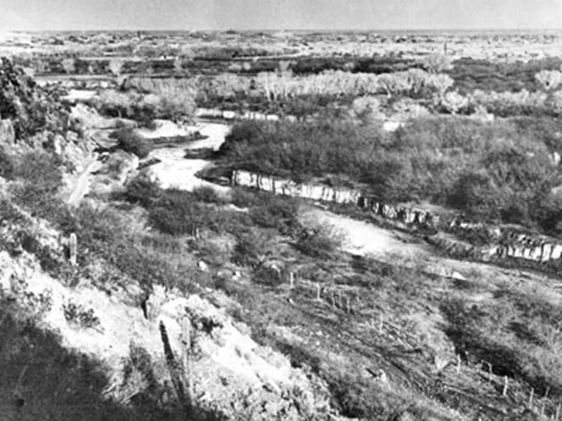 Santa Cruz River Arizona True West