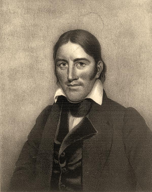 """First be sure you're right, then go ahead."" —David Crockett"