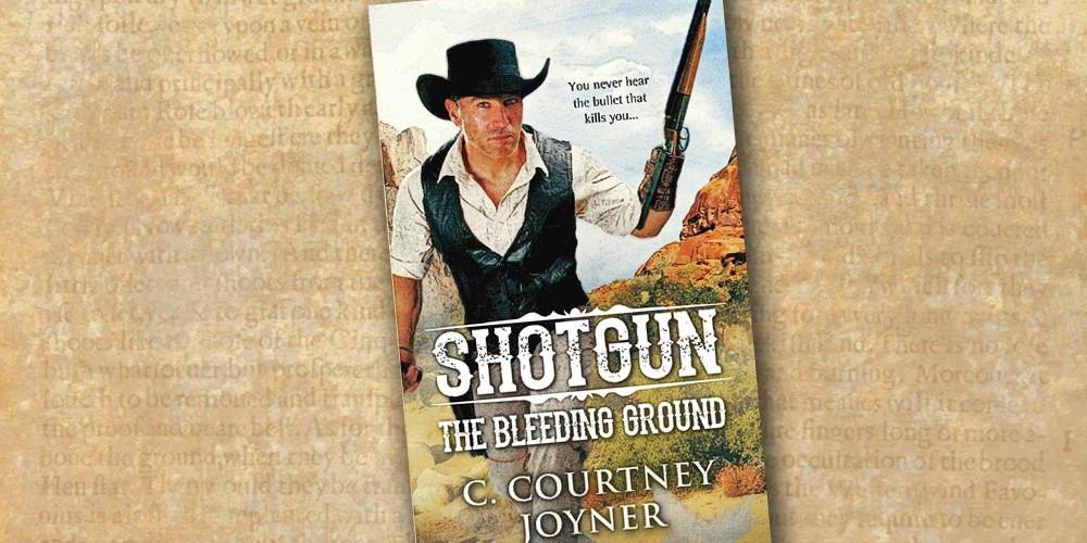 shotgun the bleeding ground joyner