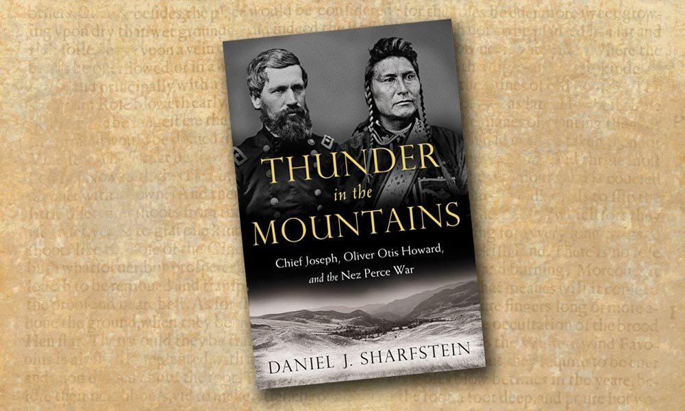 thunder in the mountains true west book daniel j. sharfstein